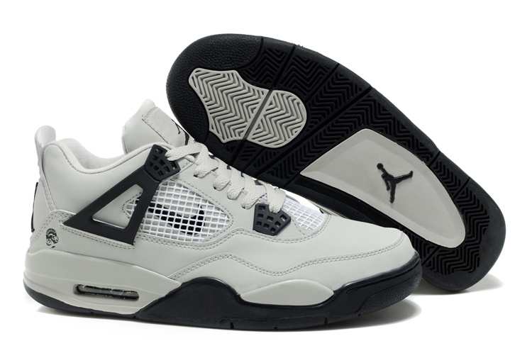 black in white jordan shoes