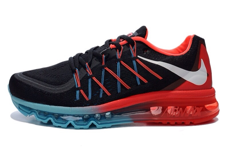 2015 Air Max Black Red Blue Lover Runnings