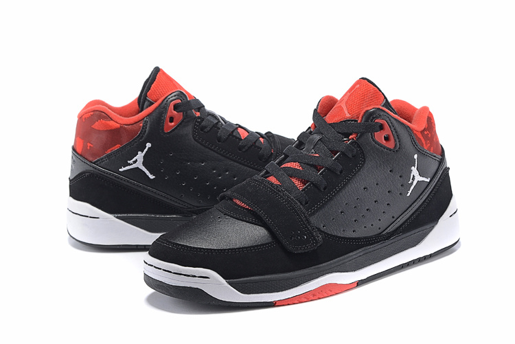 2015 Jordans Phase 23 Classic Black Red