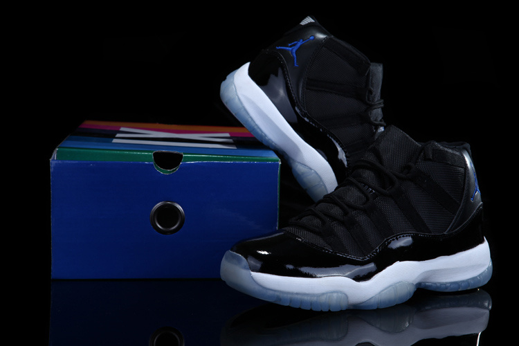 2015 Rainbow Air Jordans 11 Concord Classic Black White