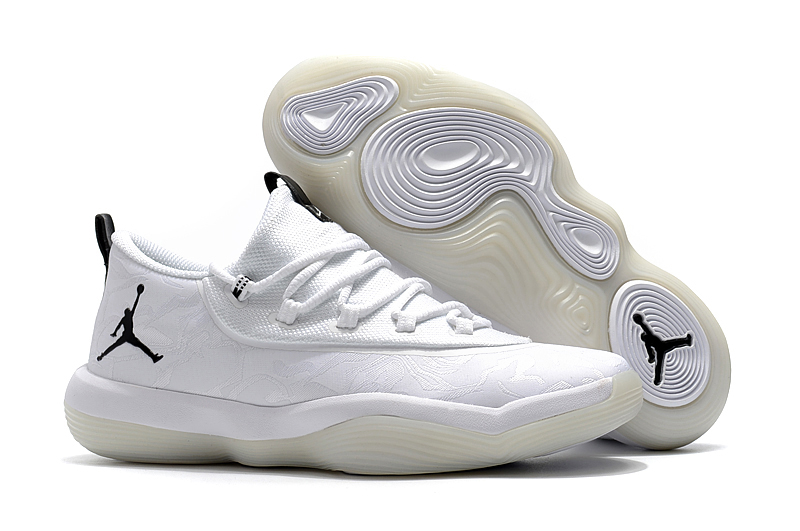 Newly Jordans Griffin White Black Shoes For Sale