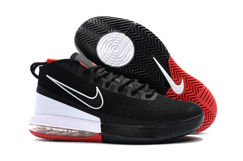 2018 NIKE AIR MAX DOMINATE EP BLACK WHITE RED SHOES