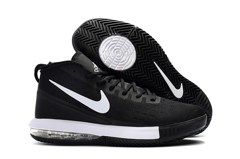 2018 NIKE AIR MAX DOMINATE EP BLACK WHITE SHOES