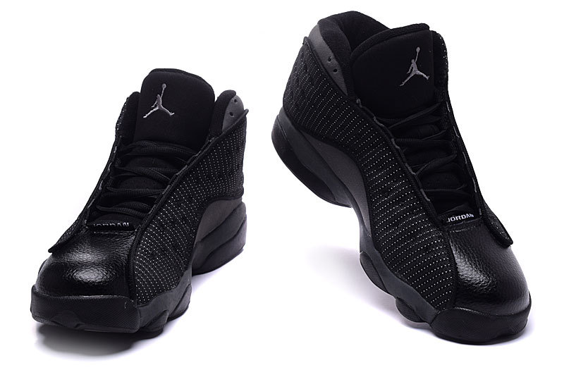 Air Jordans 13 All Black