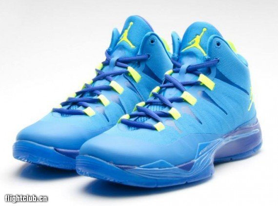 Classic Jordan Blake Griffin 2 New All Blue Shoes