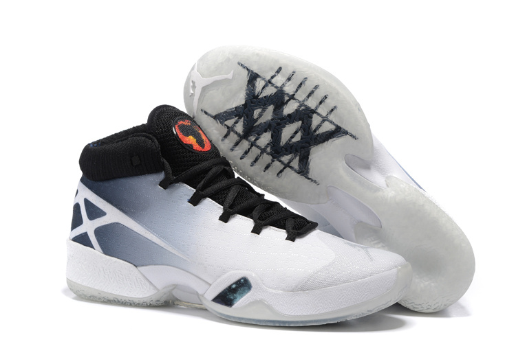 Jordans 30 Westbrook Star galaxy Shoes For Sale