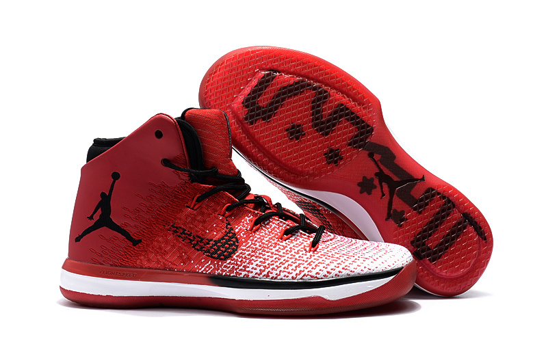Jordans 31 Chicago Bulls Team Colorways Shoes