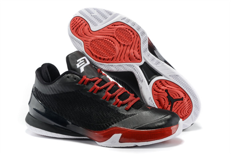 Jordans CP3 8 Black Red Shoes For Sale