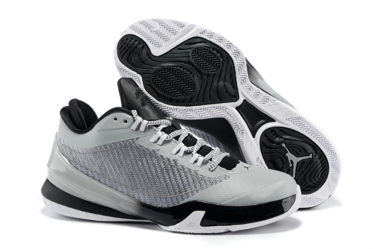 Jordans CP3 8 Cool Grey Shoes For Sale