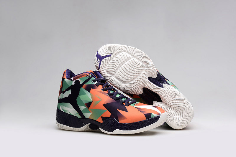 Jordans 29 Bugs Bunny Basketball Shoes