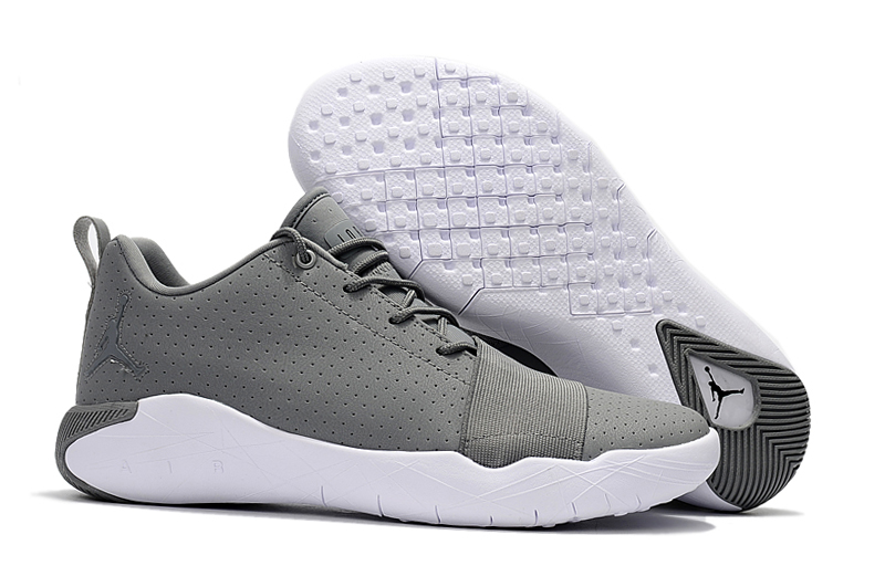 Jordans Breakthrough Version Grey White Shoes
