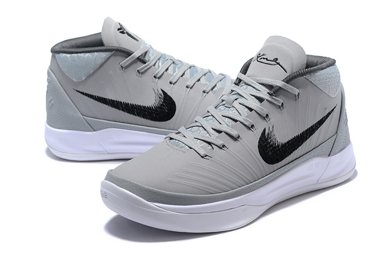 Kobe AD Mid Classic Grey Shoes