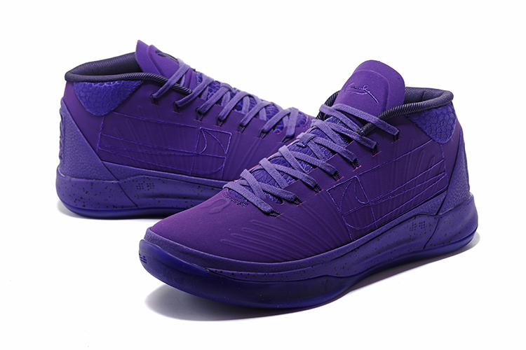 Kobe AD Mid Pround Purple Shoes
