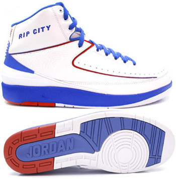 Latest Air Jordans 2 Retro White Blue White Chrome shoes