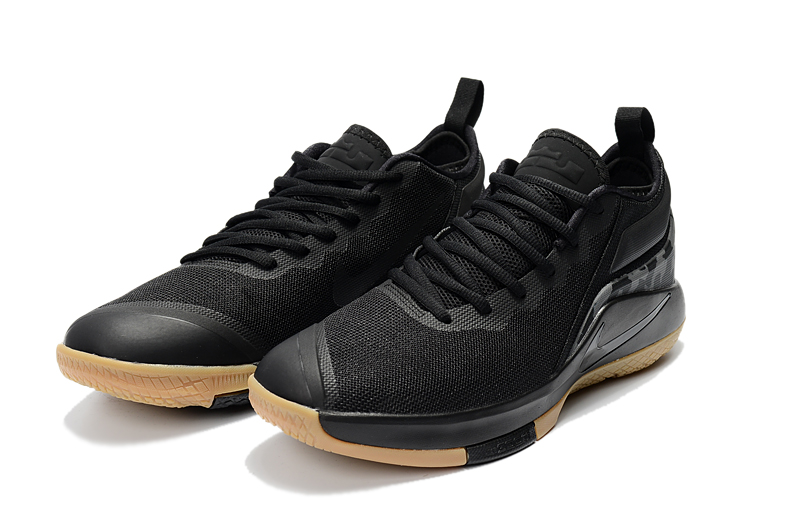 Lebron Wintness 2 Black Brown Shoes