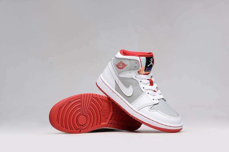Lovers Jordans 1 Bugs Bunny Basketball Shoes