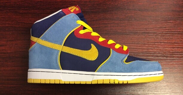 Lovers Nike Dunk High SB Pac Man Shoes
