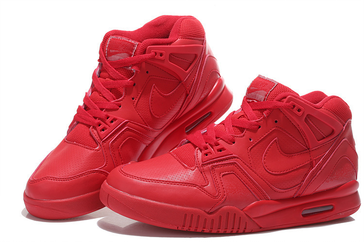 Nike Airtech Chaiienge II All Red Sneaker