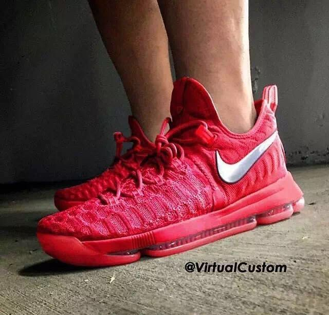 promo code c1fa8 f188a shopping copuon nike kd 9 limited edition gray black red fluorescence 8a0ff  99d5c  australia new kd 9 dymanic red limited edition basketball shoes for  sale ...