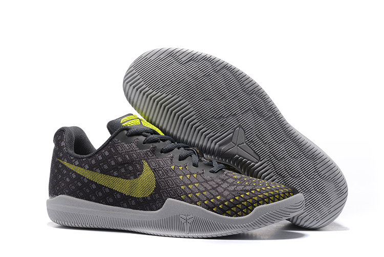 New Kobe 12 Black Yellow Shoes For Sale