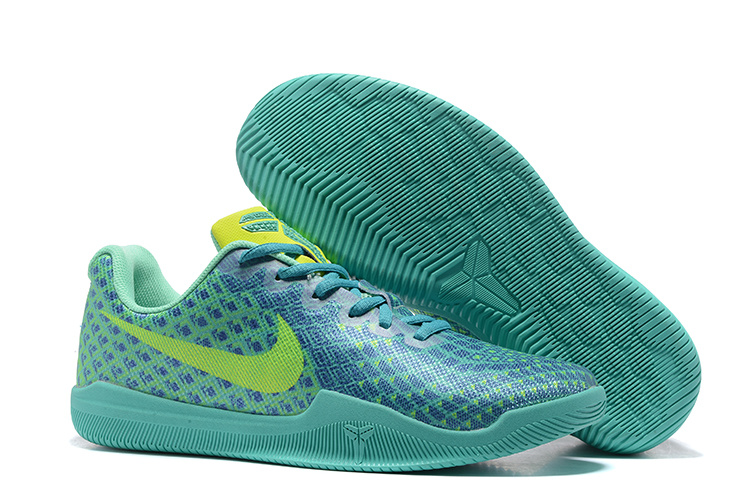 New Kobe 12 Green Shoes On Sale