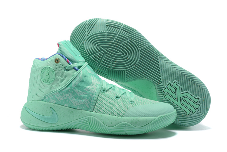 New Kyrie 2 YinYang Mint Green Basketball Shoes