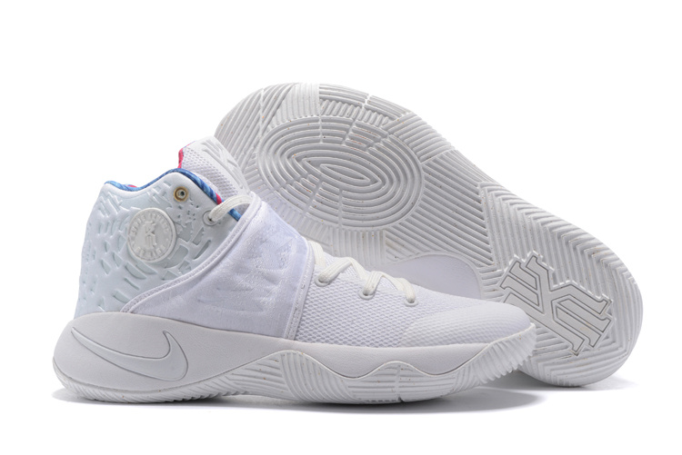 New Kyrie 2 YinYang White Basketball Shoes