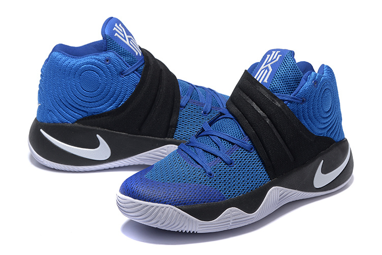 New Nike Kyrie 2 Jade Blue White Basketball Shoes