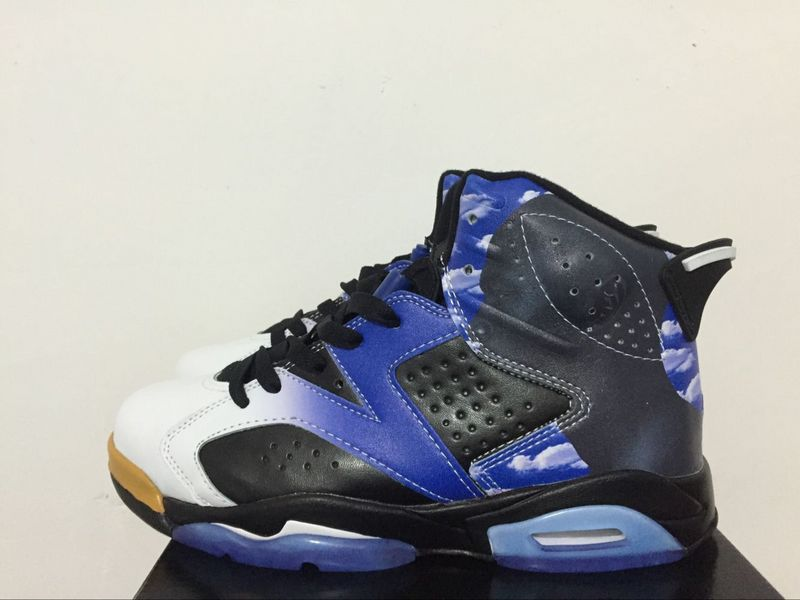 Air Jordan 6 Retro Dream City Shoes