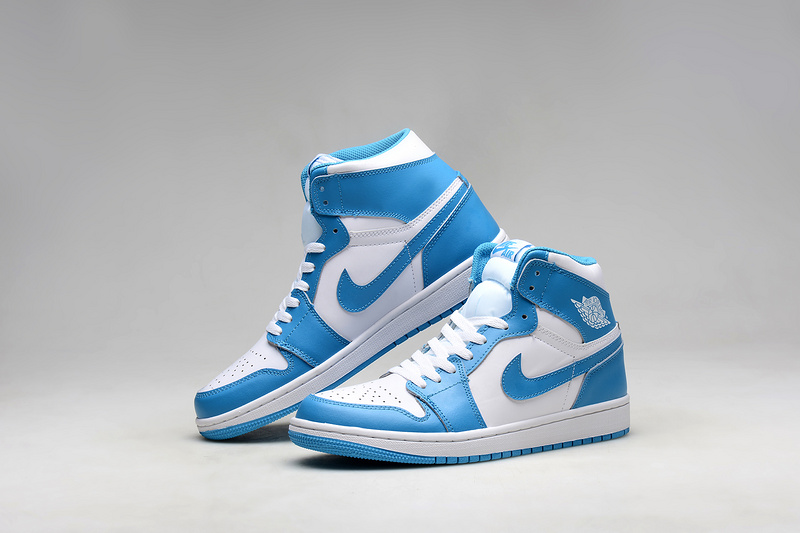New Jordans 1 North Carolina Basketball Shoes