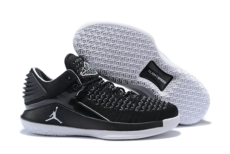 2018 Jordans 32 White Black Shoes For Sale