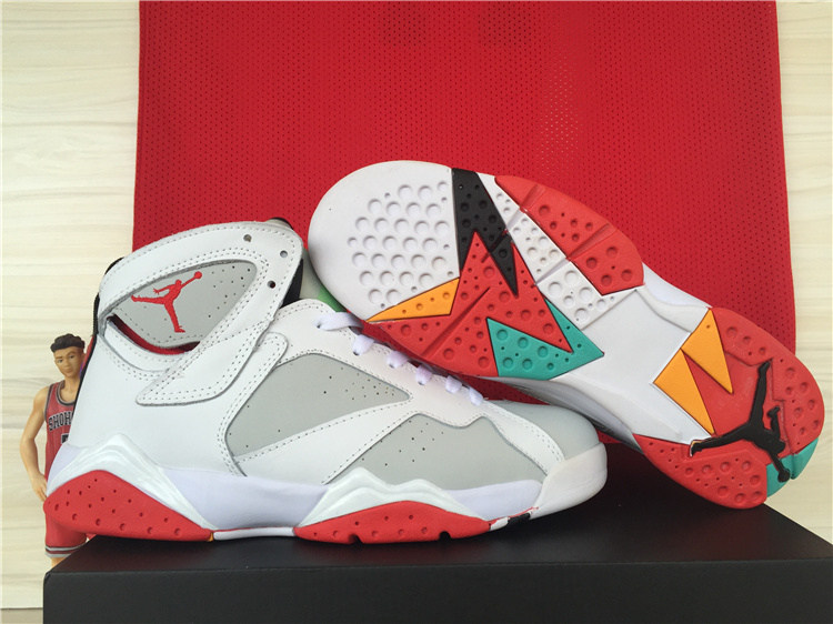 New Jordans 7 Retro Bugs Bunny Lover Shoes