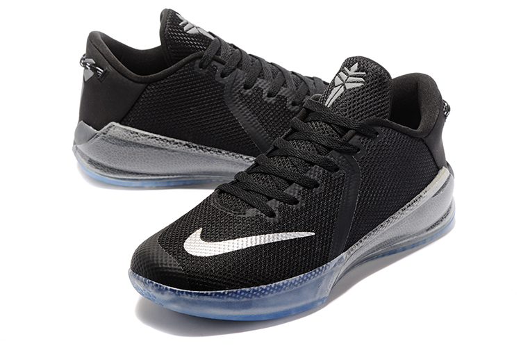 New Kobe Venomenon 6 Black Sliver SHoes