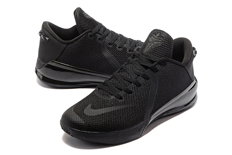 New Kobe Venomenon 6 Black Warriors Shoes