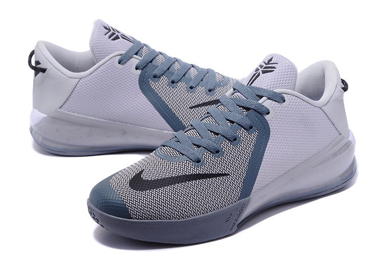 New Kobe Venomenon 6 Classic Grey Shoes