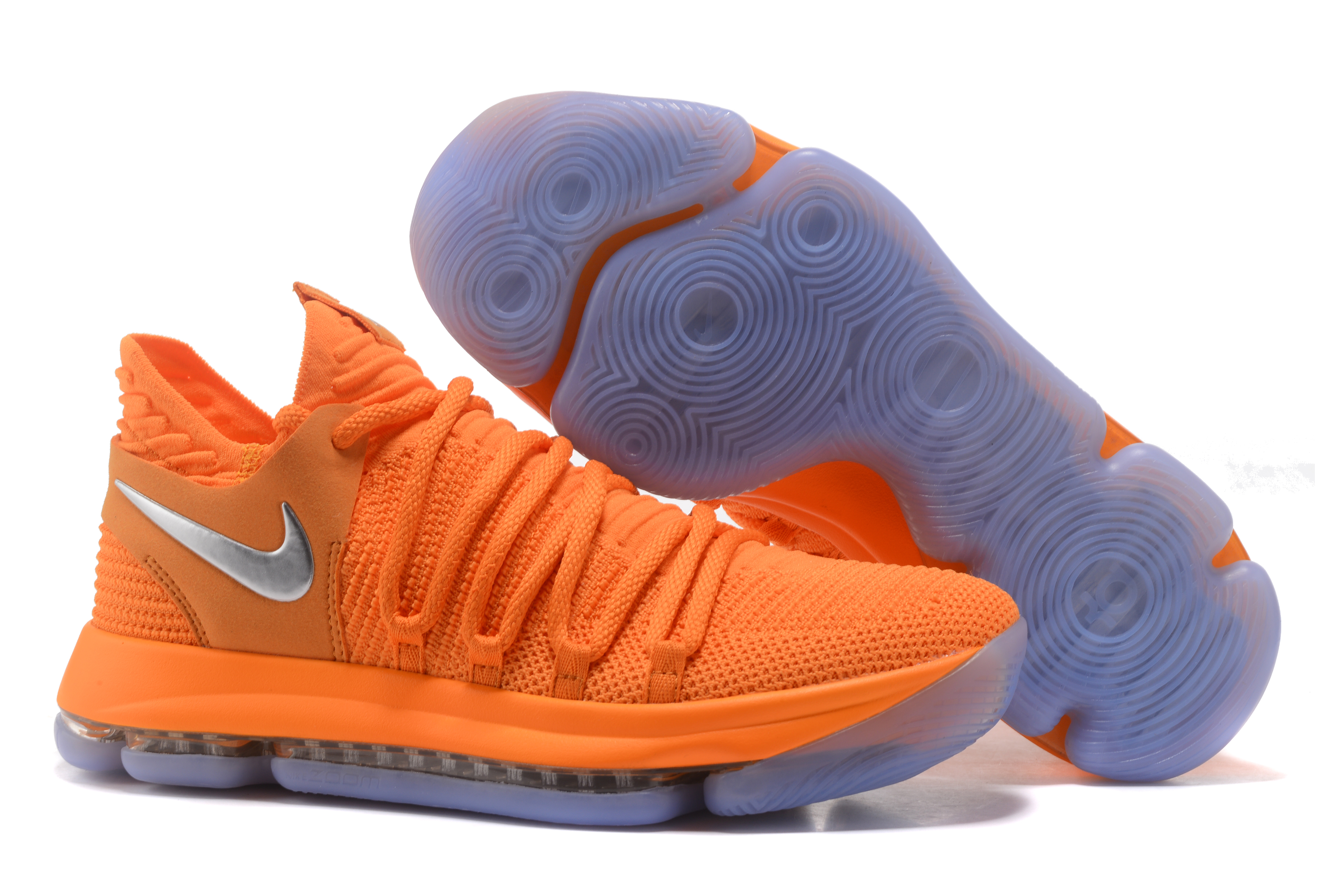 2018 KD 10 All Stars Orange Shoes For Sale