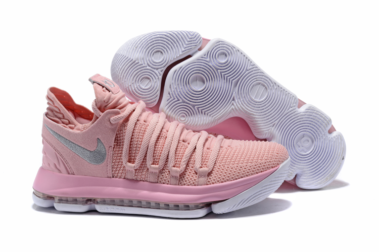 2018 KD 10 Pink Breast Cancer Shoes For Sale