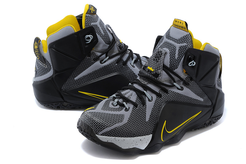 Cool Lebron Shoes New Red And Yellow Lebrons Shoes For Sale  943475d07b72