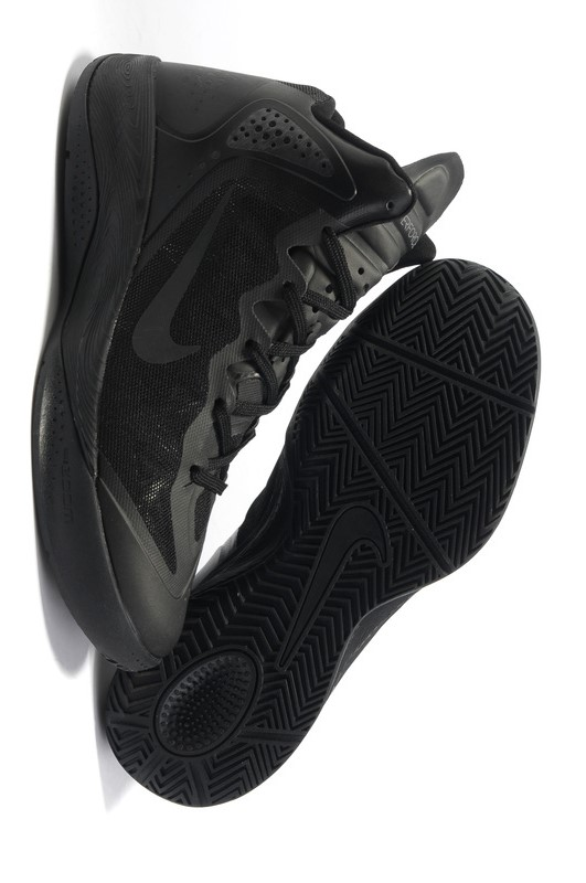 Newest Nike Blake Griffin 2 Classic All Black Shoes
