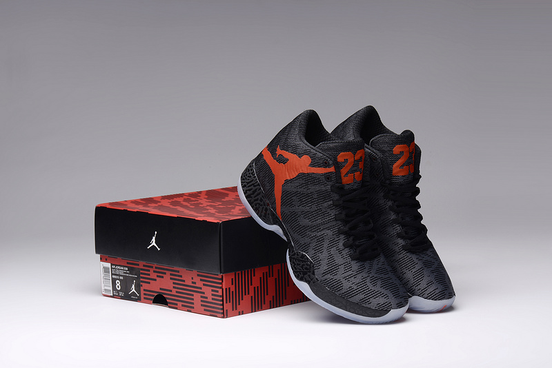 New Air Jordan 29 Black Red Jumpman Sneaker