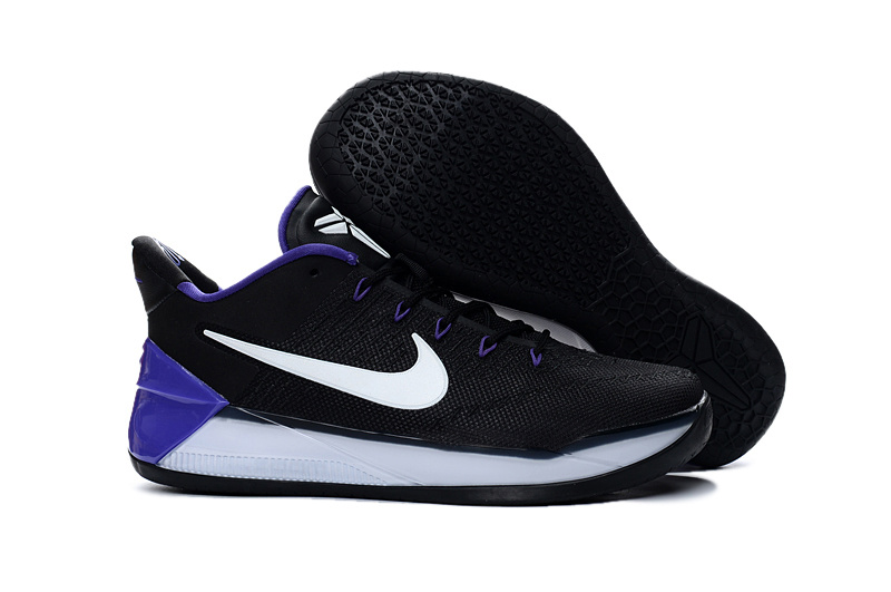 Nike Kobe AD Black Purple Basketabll Shoes