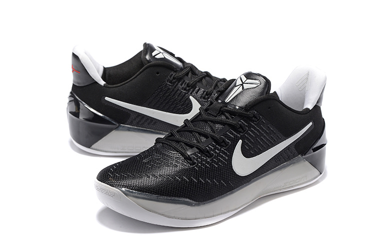 Nike Kobe AD Black White Basketball Shoes