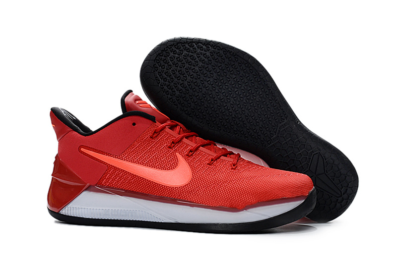 Nike Kobe AD Red GuanYu Basketball Shoes
