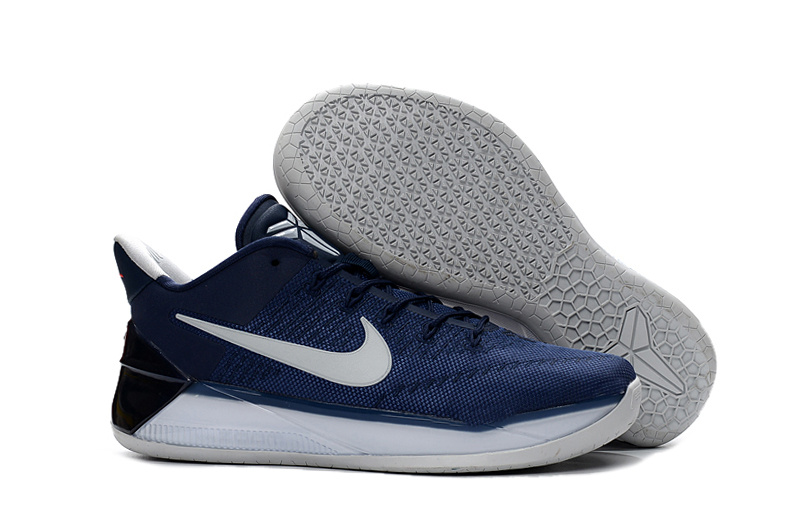Nike Kobe AD Team Blue Basketball Shoes