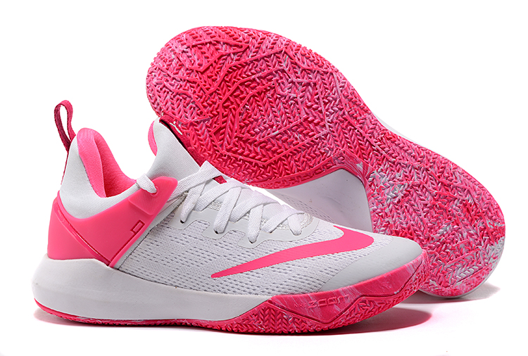 Nike Basketball Team Breast Cancer Shoes