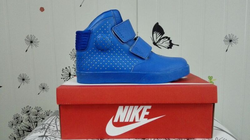 2016 Nike Flystepper 2K3 PRM All Blue Sneaker