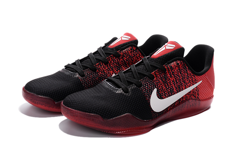 Nike Kobe 11 Black Red Sneaker For Sale