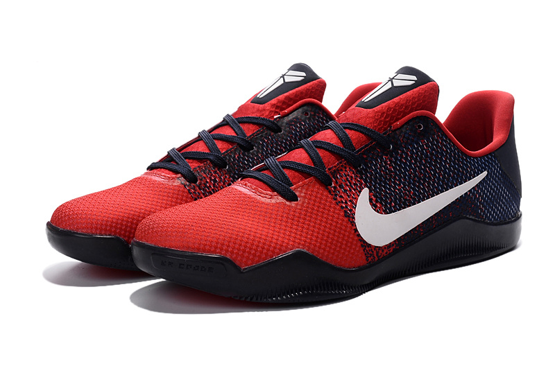 New Nike Kobe 11 Red Black Purple For Sale