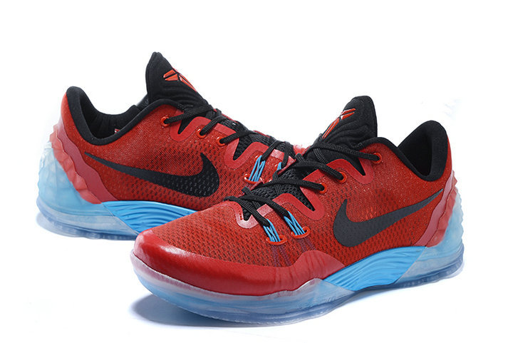 New Nike Kobe Venomenon 5 Red Black Sneaker