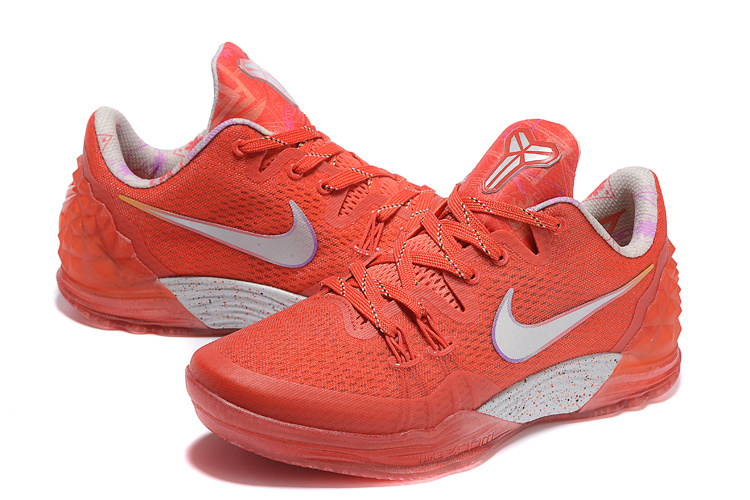 New Nike Kobe Venomenon 5 Sun Red Sneaker